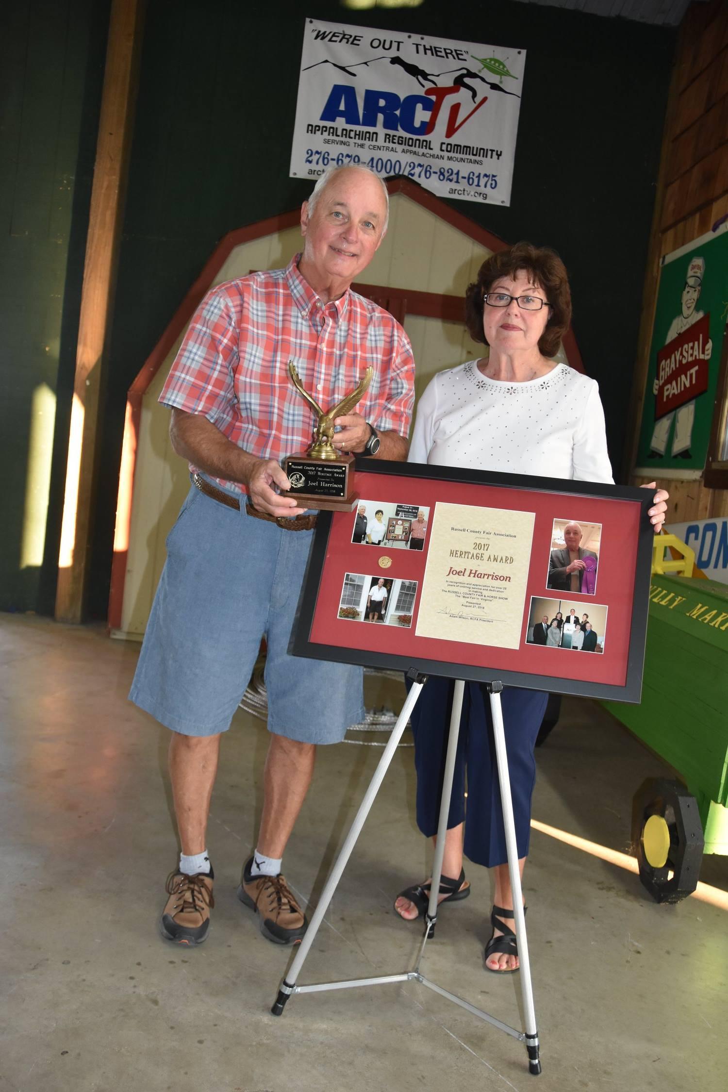 Joel Harrison - Heritage Award